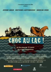 Affiche Choc au lac_600